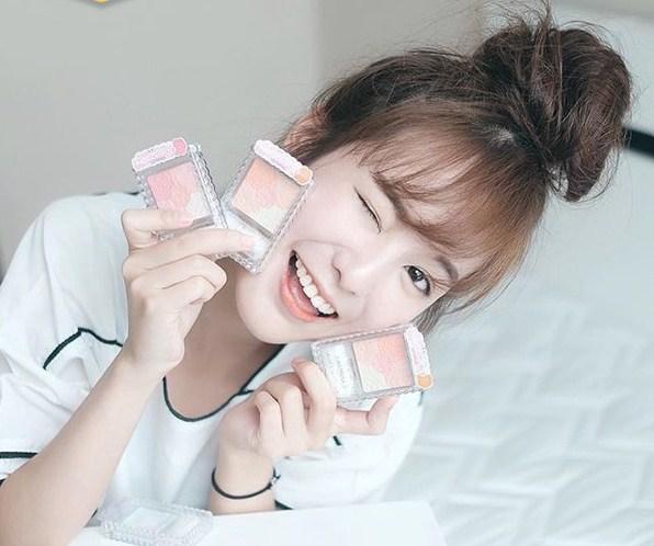 Review các loại phấn má hồng Canmake chuẩn phong cách Nhật nhiều cô nàng ao ước 4