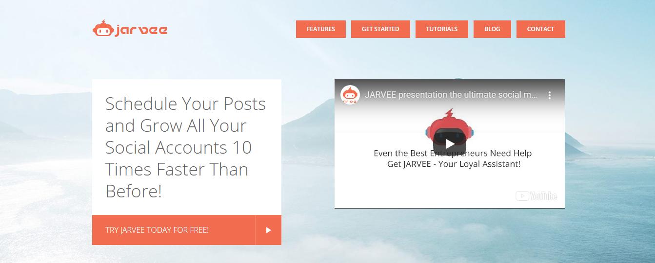 jarvee homepage