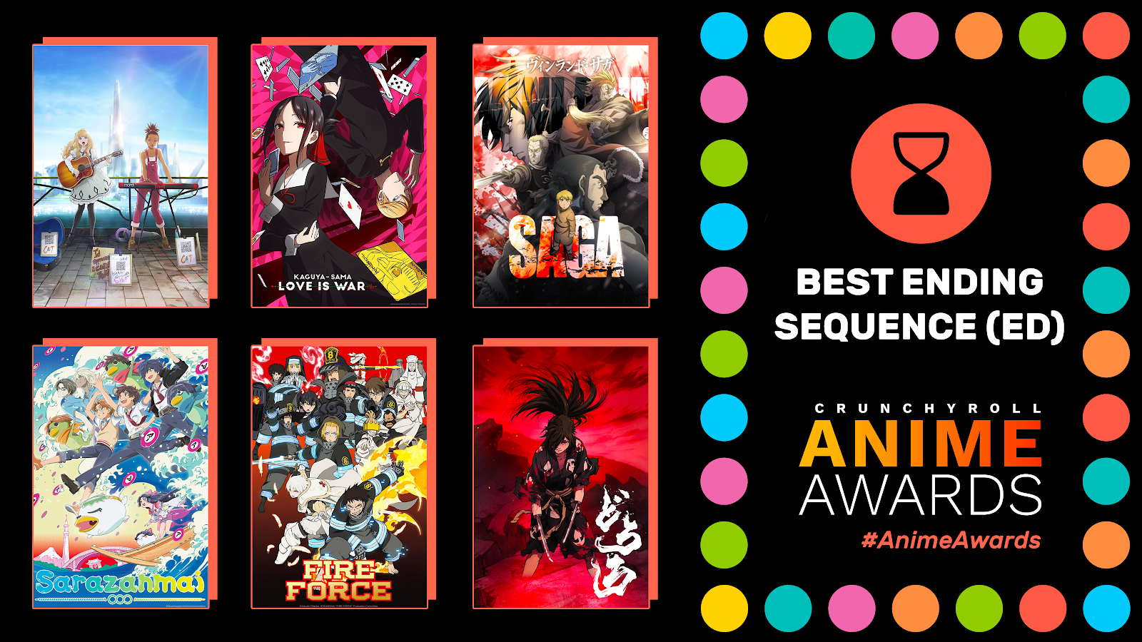 Crunchyroll Meet The Nominees For This Year S Anime Awards
