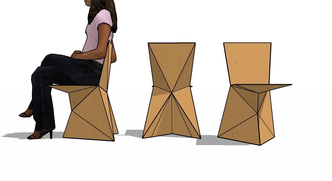 Cardboard Chair Instructions 86baa5d4cffa0b6f493f7ceeb69f09b9jpg Kraftwerk7jpg