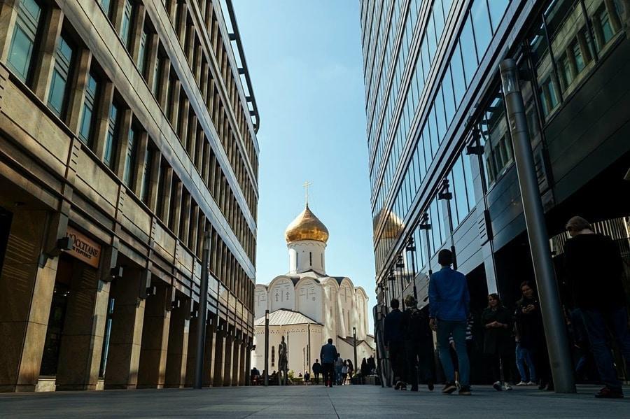 Russian Architecture, School trip to Russia