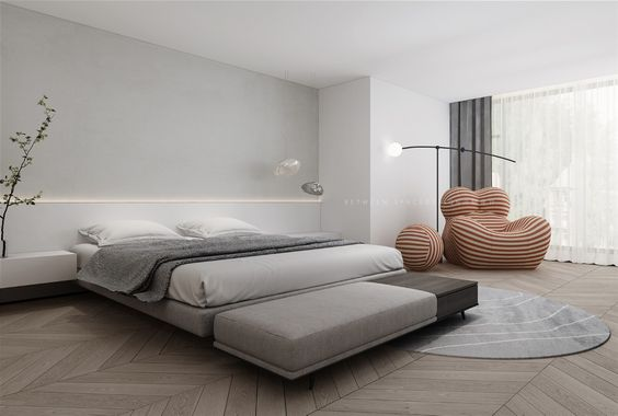 Create A Lazy Nook in Bedroom
