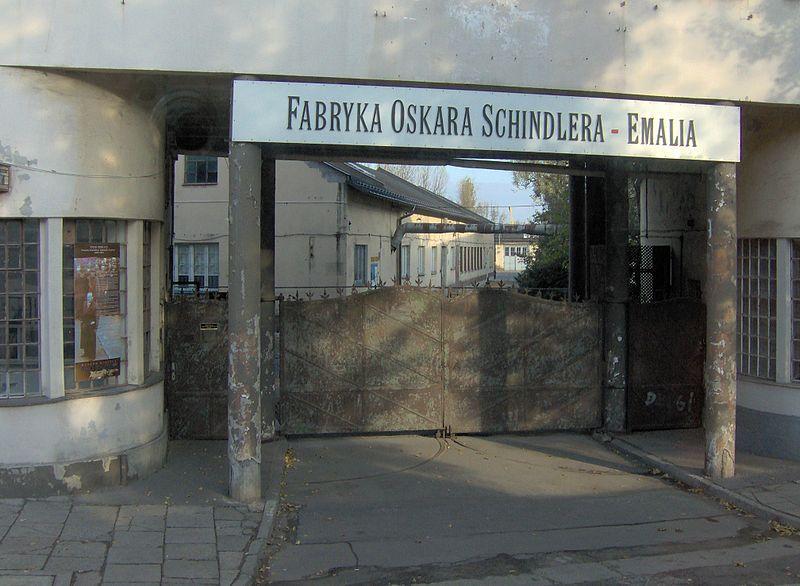 File:Oskar Schindler enamel factory in Kraków.jpg