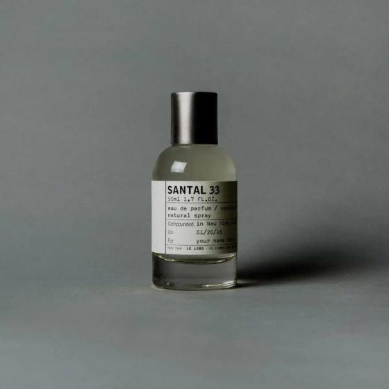 5. Le Labo - Santal 33 โทน Leather aromatic