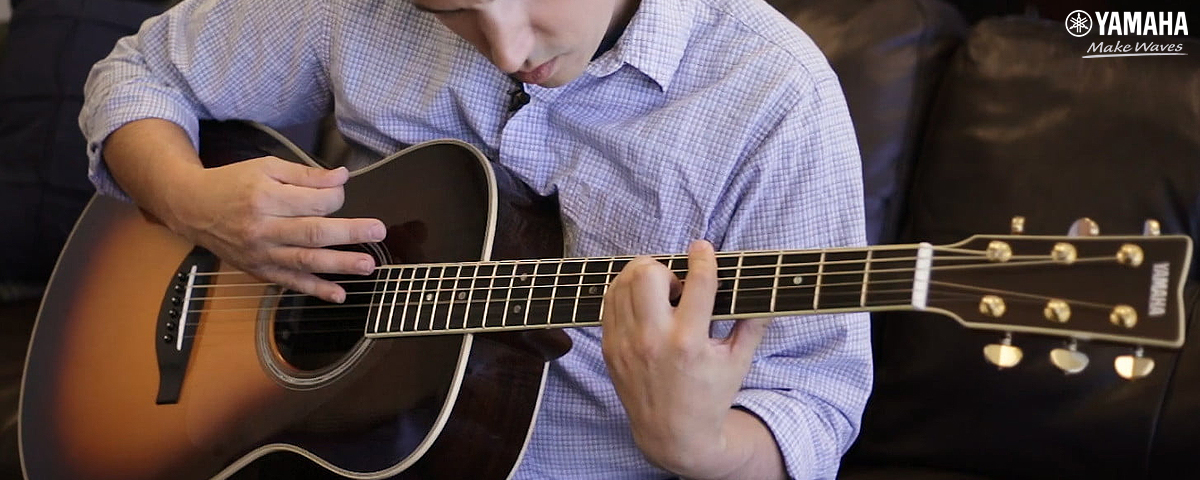 học guitar solo