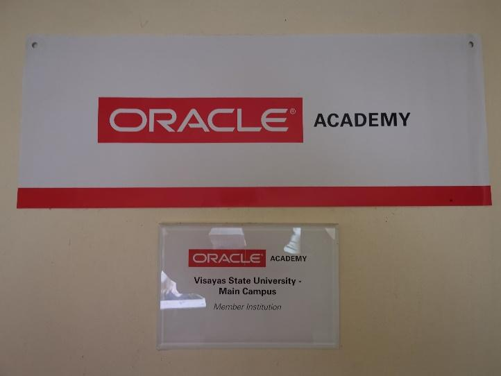CONTACT. Visayas State University - Main campus awarded as an Oracle Academy