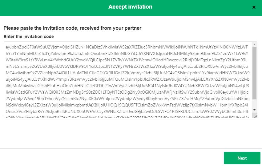 accept invitation to servicenow azure devops connection