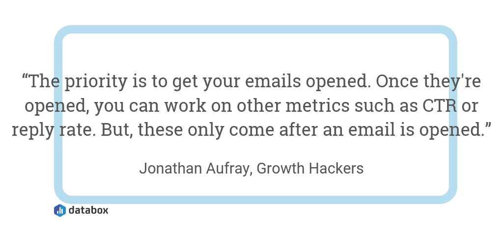 Email marketing quote 1