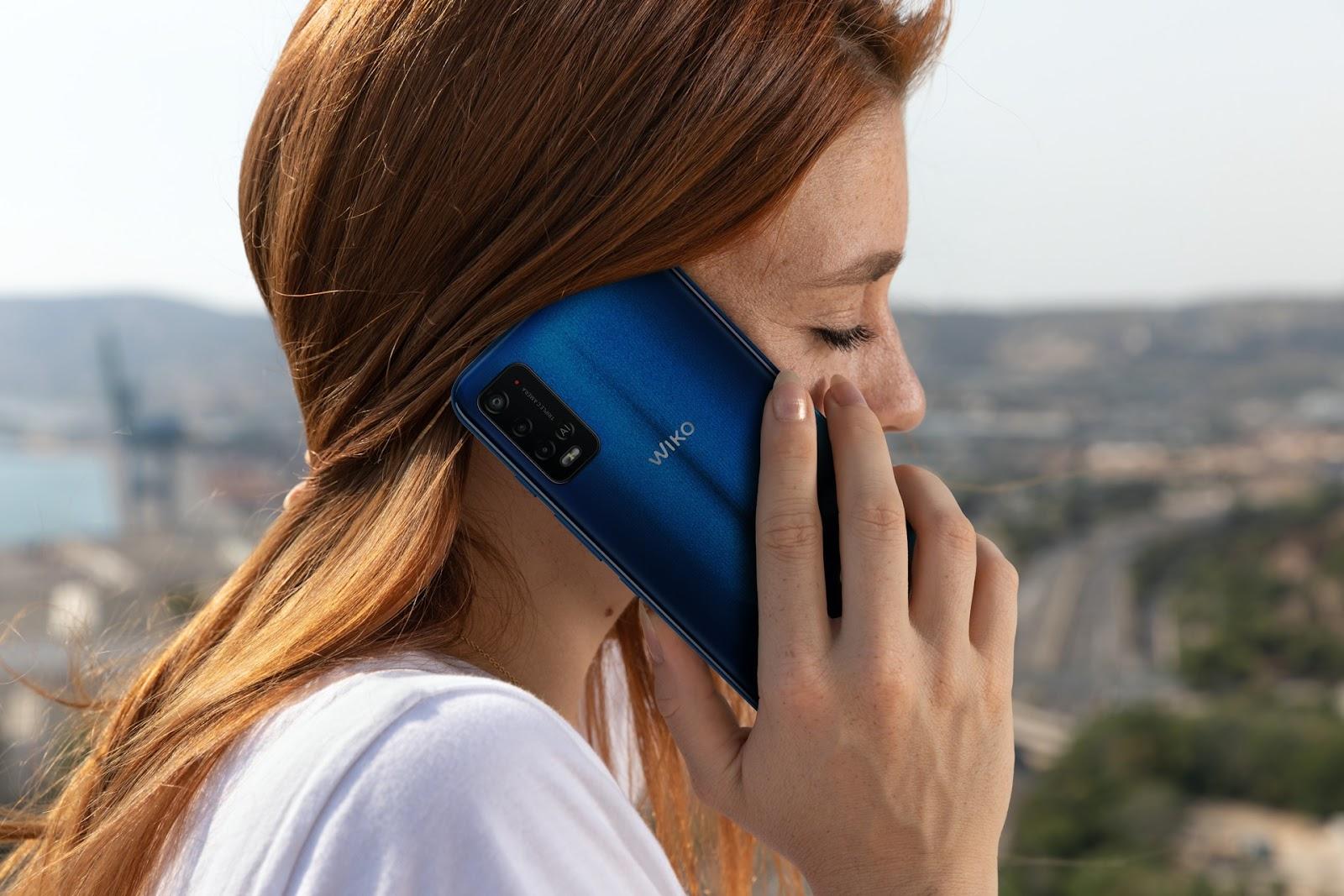 """เปิดตัวสมาร์ทโฟนแบตอึดรุ่นใหม่ """" Wiko Power U20 """"  3"""
