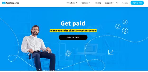 GetResponse affiliate marketing program