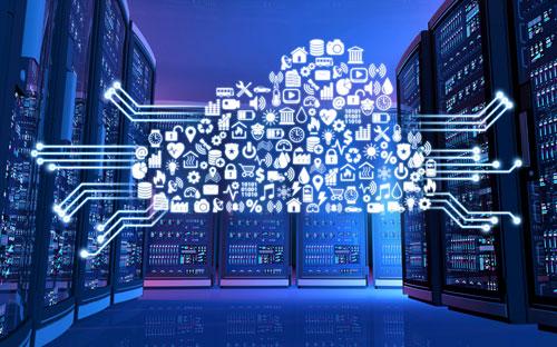 Blog Decentralized Cloud Storage Graphic