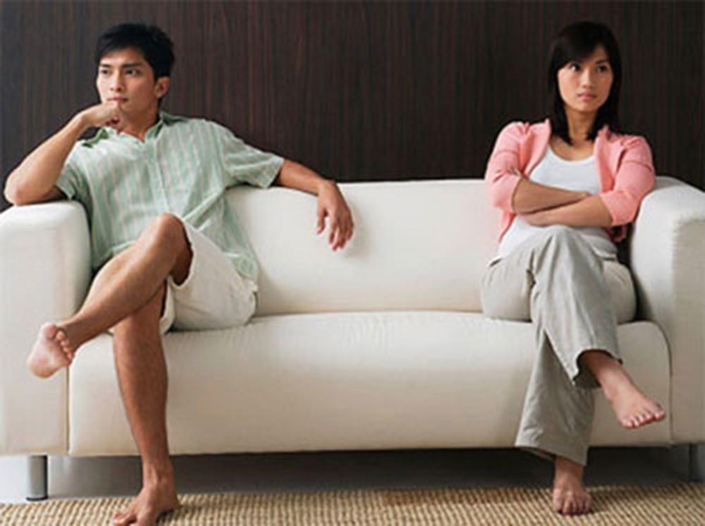 Vợ chồng xảy ra cãi vã là điều tất yếu trong hôn nhân