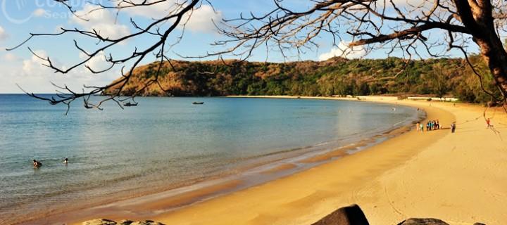 Đầm Trầu - bãi tắm đẹp nhất Côn Đảo