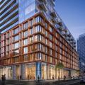 Sixty Colborne condos Toronto by archtiectsAlliance for Freed Developments