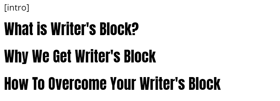 Major Oversights Content Writers Should Avoid When Blogging