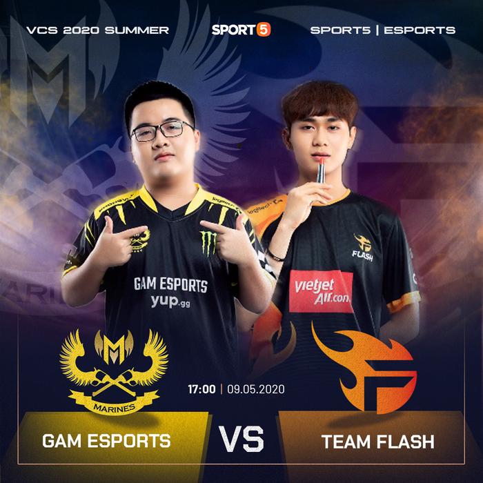 Chung kết VCS: Màn trả thù ngọt ngào của GAM Esports hay Team Flash và 2 lần vô địch liên tiếp - Ảnh 1.