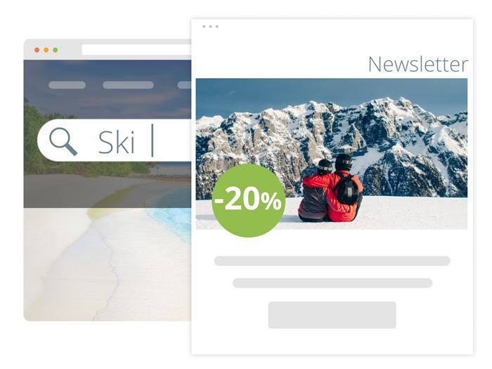 Ideal para Marketing no Turismo - Conheça as Preferências dos seus Clientes | E-goi