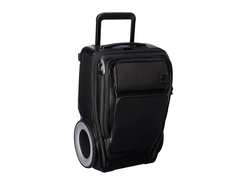 G-RO Carry-On Carbon Fiber Black/Silver One Size: Amazon.in: Clothing &  Accessories