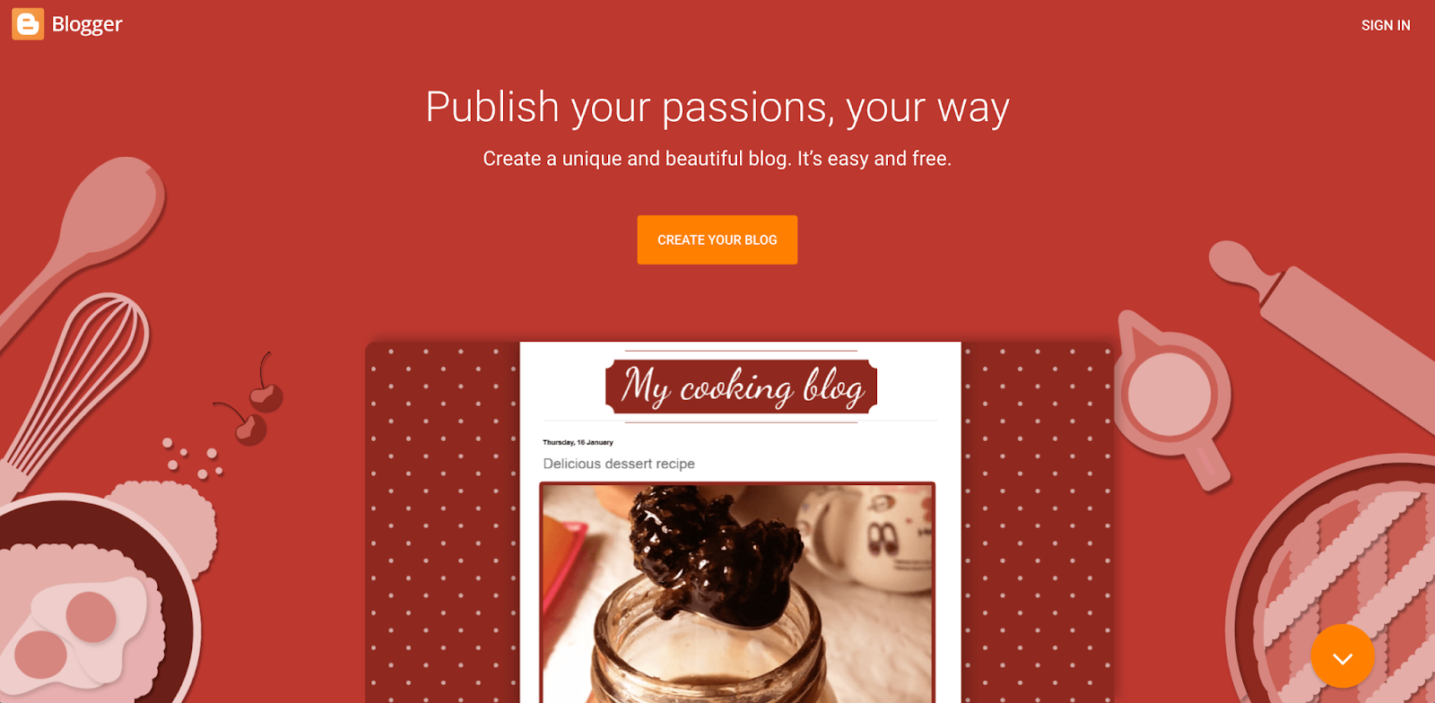 blogging for online courses