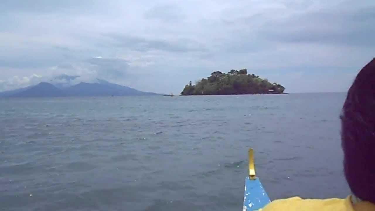 Pulo Island, beaches in Batangas
