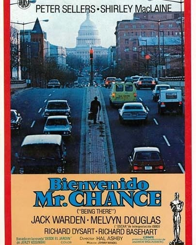 Bienvenido Mr. Chance (1979, Hal Ashby)