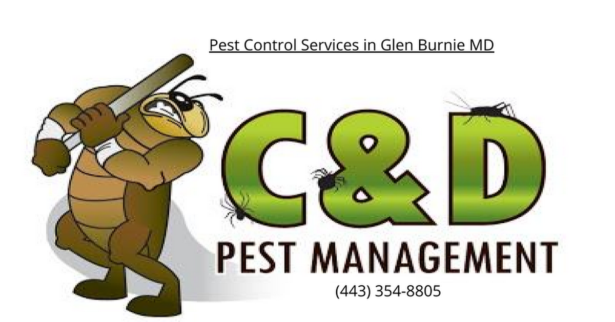 Thumbnail for Pest Control Services in Glen Burnie MD