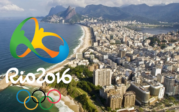 Rio de Janeiro, the host of the Olympic Games 2016