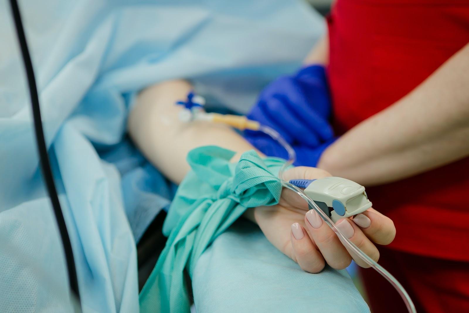 O parto prematuro é uma das principais complicações dos quadros graves de Covid-19 em gestantes. (Fonte: Unsplash)