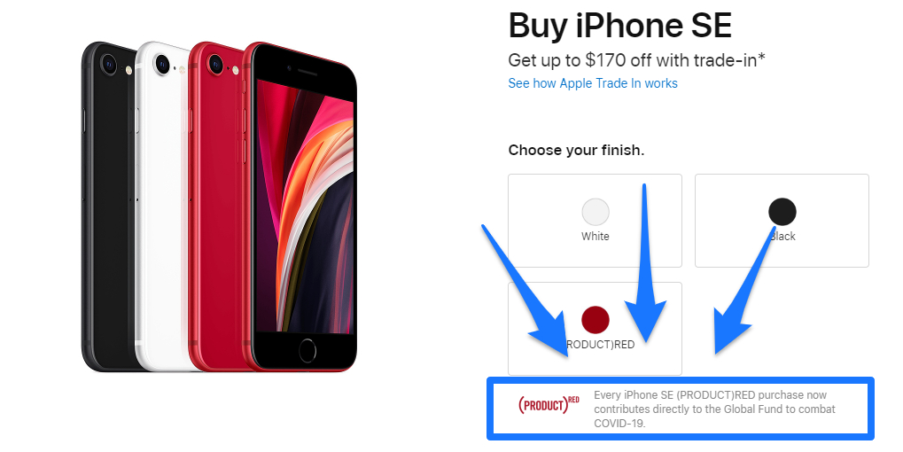 Apple - Example of Product Descriptions