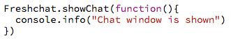 Show widget code.png