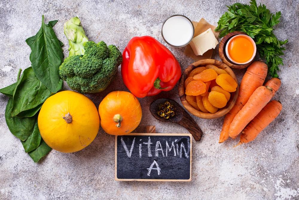 cách nhận biết vitamin a có trong thực phẩm