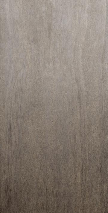 Kebony Clear revêtement extérieur gris.