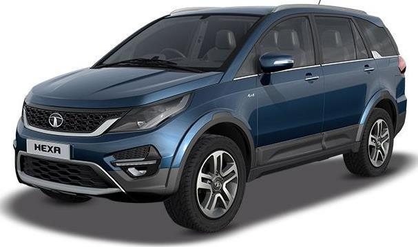 Image result for Tata Hexa XTA