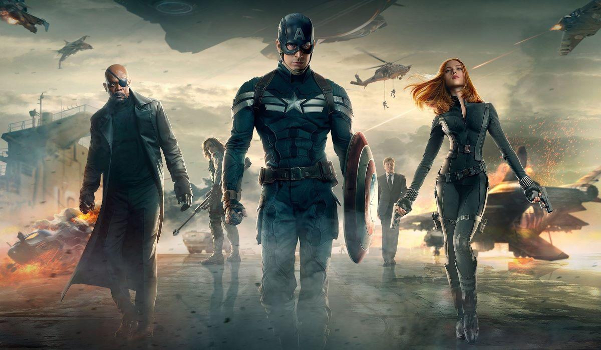 Captain America and the S.H.I.E.L.D organization