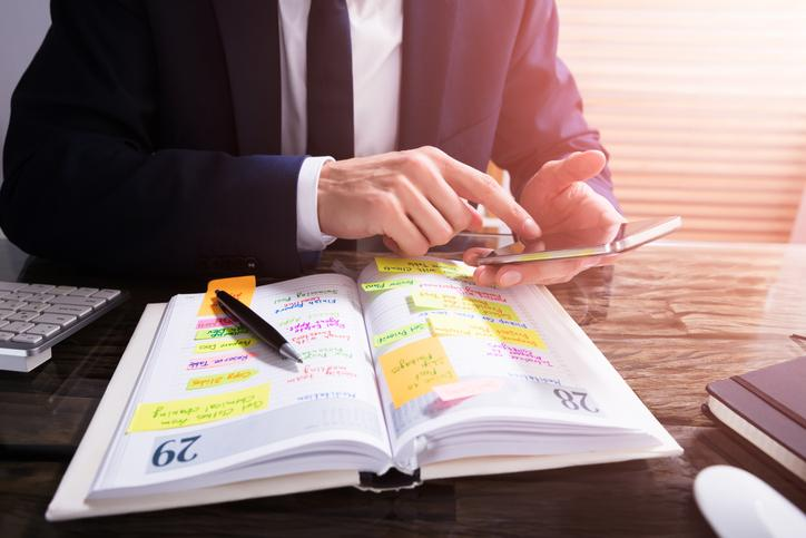 agenda del abogado 2021