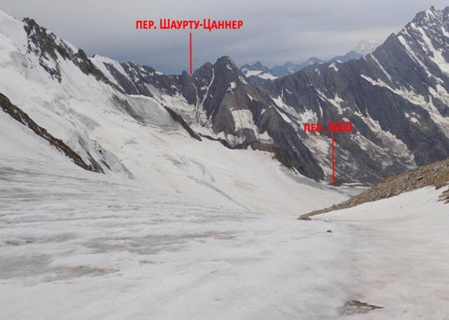 Отчёт о горном маршруте пятой категории сложности по Центральному Кавказу