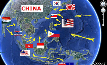 • US: CHINA with US ENCIRCLEMENT