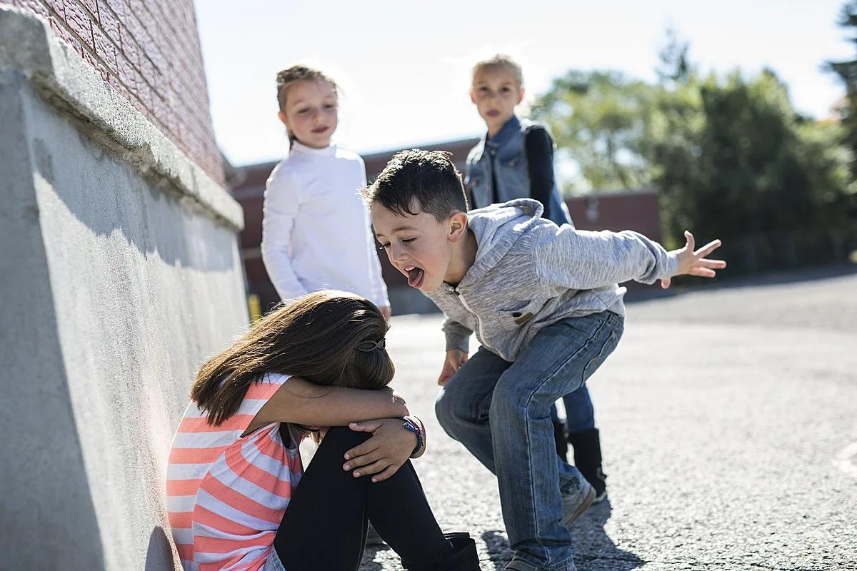 Подростковая агрессия