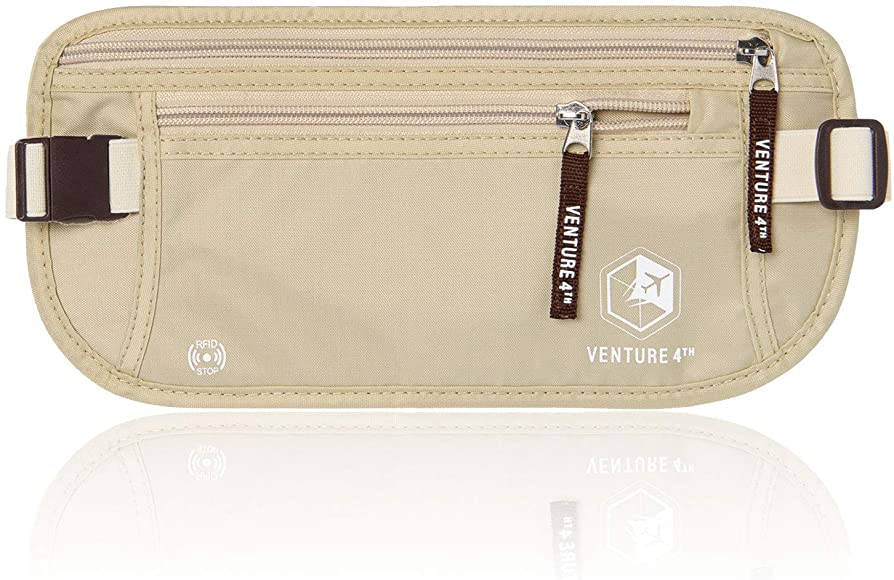 Venture 4th anti-theft fanny pack