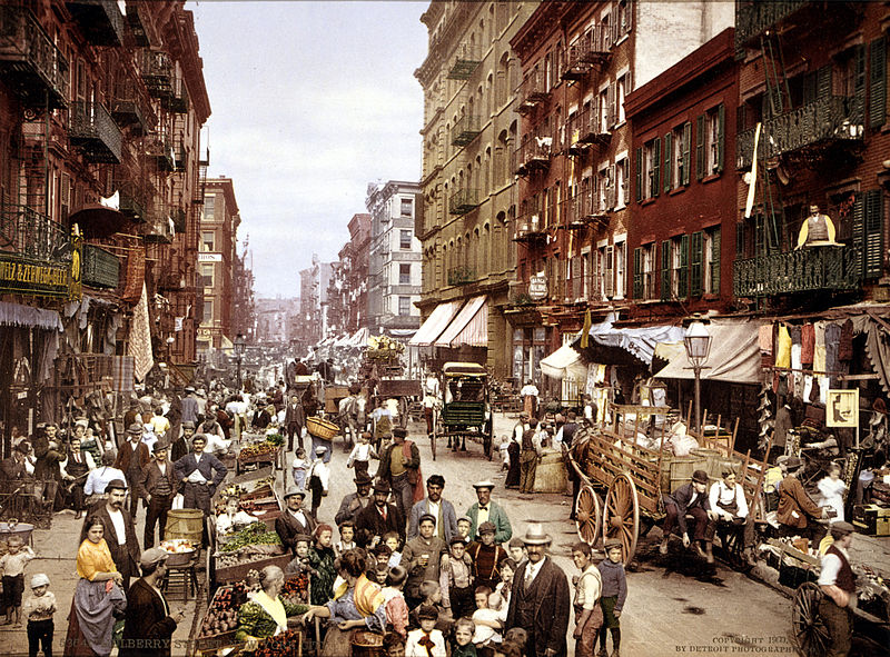 Little Italy – Manhattan | jovina cooks