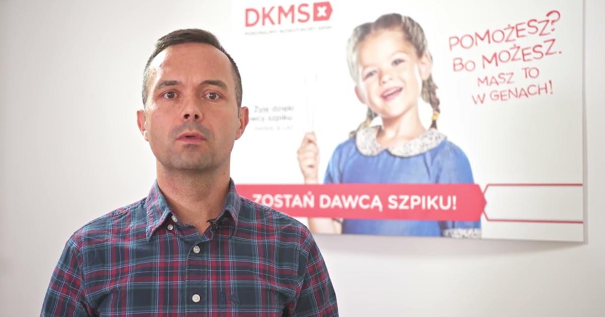 Grzegorz Hensler - lekarz konsultant, Fundacja DKMS.mp4 - Dysk Google