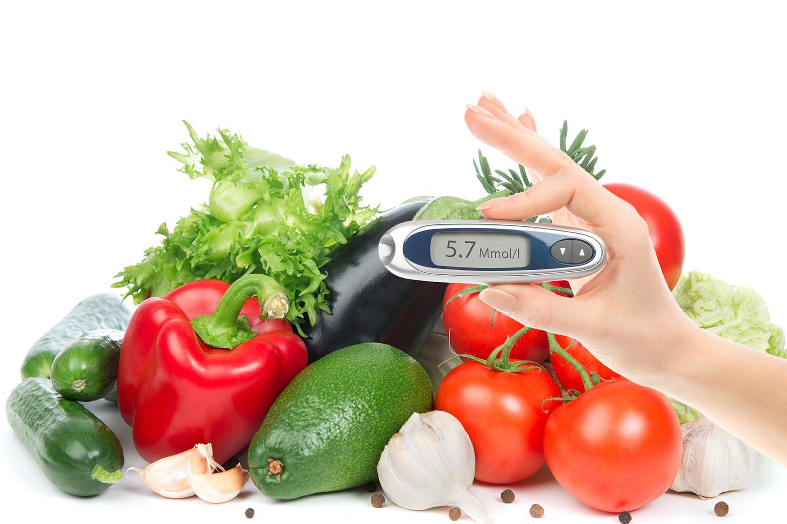 Разрешенные продукты при сахарном диабете 1 и 2 типа
