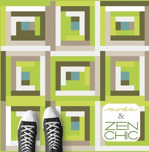 crazy labyrinth quilt pattern
