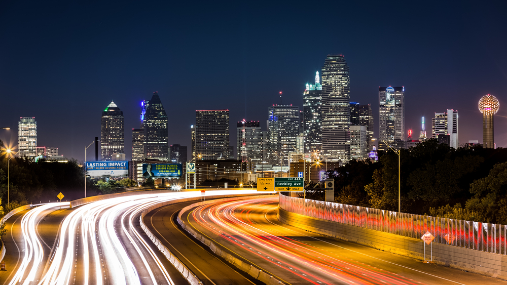 dallas tx most dangerous cities for drivers