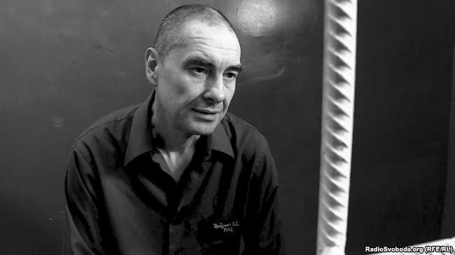 Сергей Цыбулько отбывал наказание в тюрьме, контролируемой боевиками