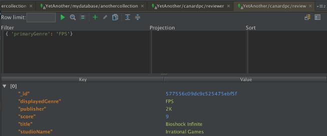 MongoDB Evaluation | Cyril's Blog