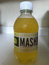 Boylan MASH, Lemon Peel Ginger Root