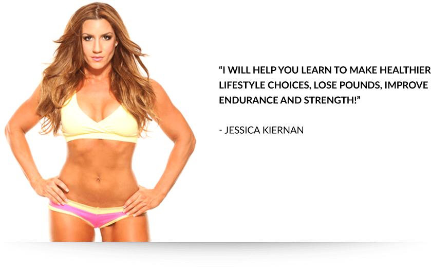 Jessica Kiernan | Health and Fitness Influencer