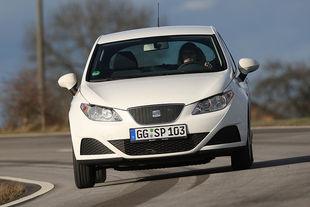 SEAT new Ibiza SC Style 1,6 TDI CR 90 PS DPF 3-türig