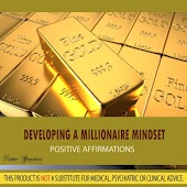 Developing a Millionaire Mindset (Positive Affirmations) - Crackling Fire